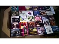 Easy listening cds..over 40..