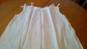 Antique cotton and lace christening gowns West Island Greater Montréal image 2