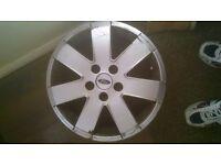 Ford Galaxy Alloy Wheel