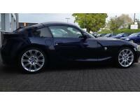 BMW Z4 coupe m sport with full BMW warranty