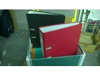 Many Assorted A4 Folders and Paper Folders / Wallets - Good Condition - £14
