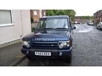 land rover discovery 7 seater