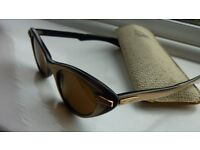 VINTAGE Sunglasses. Zeiss Umbral glass sunglasses. Bought in 1959.. mint condition with case