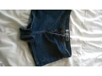 Top Shop petite shorts