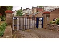 GATED CAR PARK SPACE. CLIFTON VILLAGE. AVAILABLE FOR RENT.