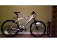 Carrera Valour 20 inch frame 27.5 inch wheels EXCELLENT CONDITION COMES WITH ORIGINAL PAPERWORK