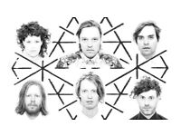 2 X ARCADE FIRE TICKETS MANCHESTER ARENA 8TH APRIL