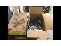 Junkers flooring clips 129.4 wooden floor new box 250