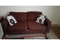 Two x 2 seater sofas - reduced