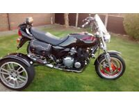 Yamaha XJ Trike. £3000 or swap for Royal Enfield. for sale  Ulceby, Lincolnshire