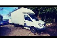 2009 Mercedes sprinter 313cdi Luton van spears/repair