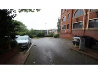 Secure car parking space - Q1 Residence, Leeds, LS1 - FOB ACCESS / CCTV / GATED ENTRANCE