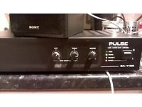 SLAVE AMPLIFIER, PULSE SA1120 120W