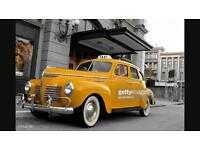 TAXI SHARE TO RENT