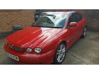 2001 Jaguar 2.5 V6 Sport
