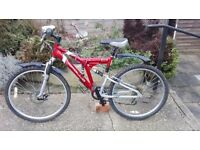 Apollo FX-26 great mountain bike for sale!