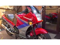 kawasaki gpx 600r, mint, stunning, best available on the net