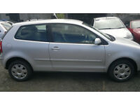 volkswagen polo 1.4 3door