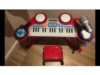 ELC children's keyboard