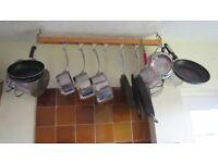 Hanging Pan Rack