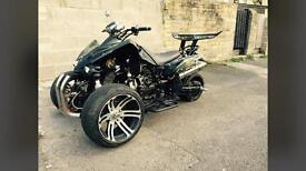 Quad / trike 250cc road legal 2010