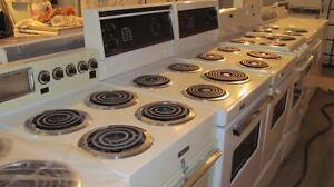 Petites cuisinieres 24 pouces a partir de 275.00$ Livrée:ess.s