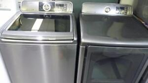 27-  Laveuse Sécheuse  SAMSUNG AQUAJET VRT HE Washer and Dryer