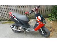 Yamaha jog rr 70cc