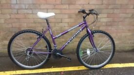 LADIES RAMPAGE MOUNTAIN BIKE