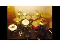 Drum Lessons - Any Age/Level