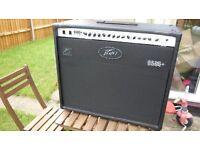 Peavey 6505+ 112 - 60 Watt all valve guitar Amp - Van Halen sounds.