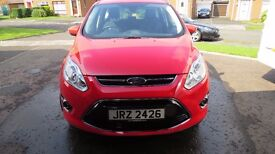 C Max very low mileage 7200 excellent condition