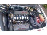 Alfa Romeo 156 2.5 V6 project