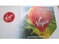 virgin experience balloon flight for 2