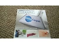 SHINY Carpet- CARPET AND UPHOLSTERY CLEANING SERVICE