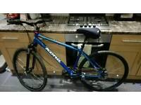 Kona hybrid mountain bike