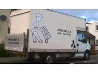 Luton or Transit van available. Mr and Mrs team for all small or large jobs, all of U.K mainland