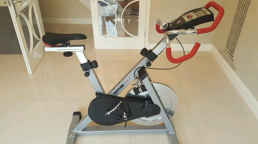 kettler racer spinning exercise bike in stourbridge west midlands gumtree. Black Bedroom Furniture Sets. Home Design Ideas
