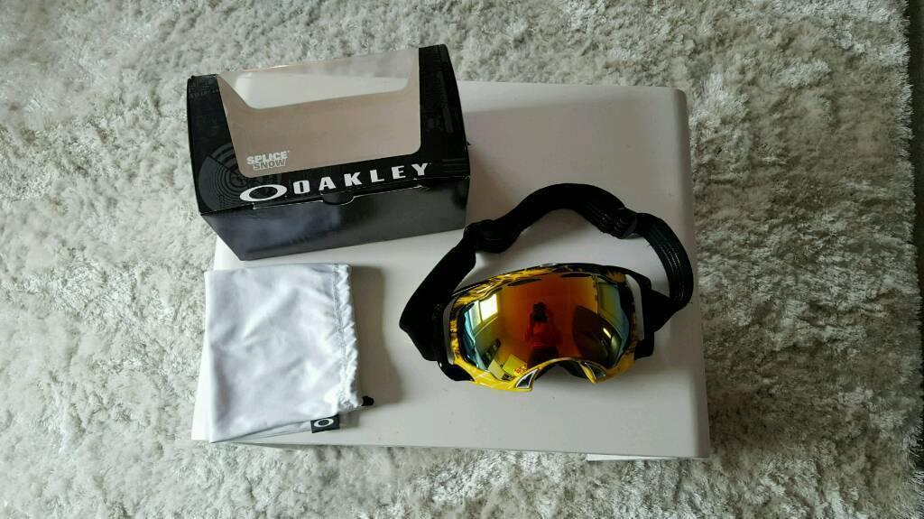 5b50b1a26a Oakley splice goggles