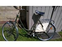 Classic Ladies/girls Rudge bicycle.
