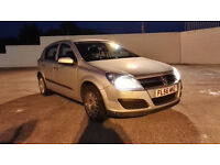 Vauxhall Astra H version 2007 Mint technically perfect car