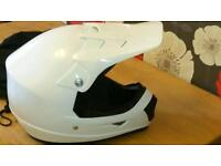 Kids motorbike helmet size S