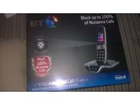 bt 8600 home telephone still boxed