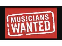 Band members needed!