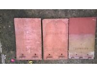 Red roofing tiles x 850