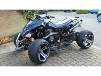350cc Road legal quad bike