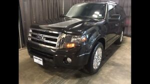 2014 Ford Expedition Limited 4x4 Leather 8 Passenger