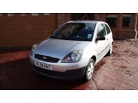 2006 [06] Ford Fiesta 1.2 Studio 3 door in silver only 39,000 miles. Excellent condition.