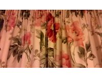 Gorgeous Laura Ashley curtains