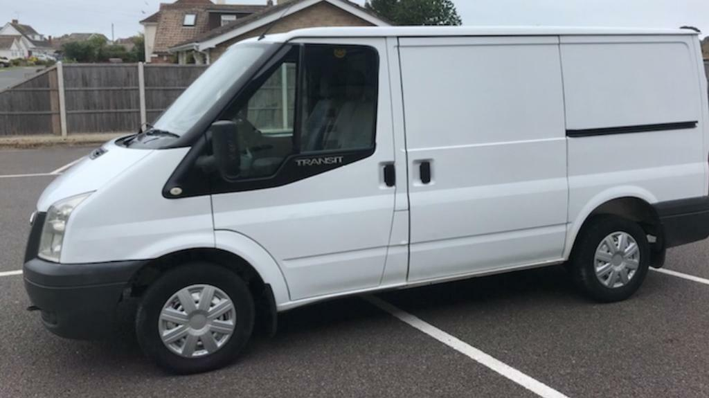 a7cde0c84c Ford transit van 2010 swb t260 s white side door long mot fsh